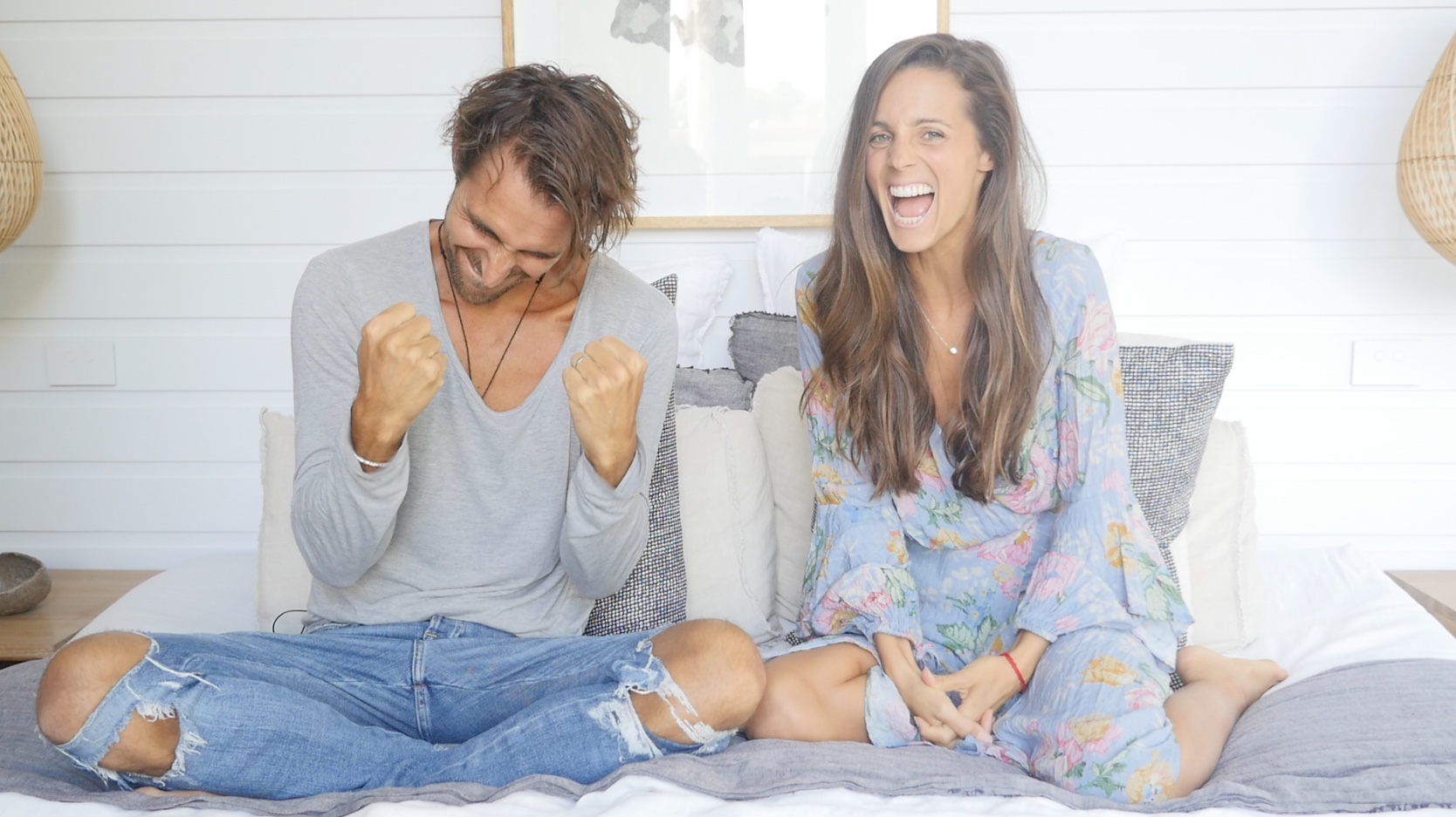 Pregnancy News & Our Journey So Far (Week 5) | Melissa Ambrosini